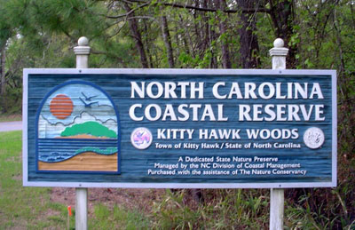 Kitty Hawk Maritime Woods Reserve | The Preserve at Kitty